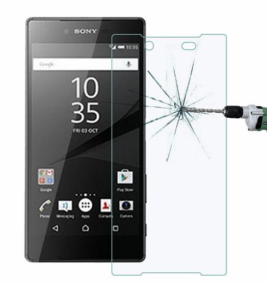 Ochranné TVRZENÉ sklo, sklíčko na DISPLEJ SONY Xperia Z5 Premium
