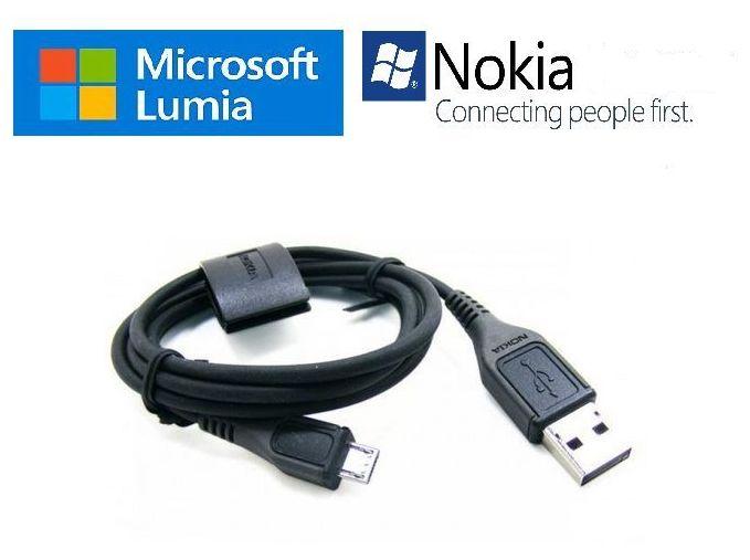 Datový kabel USB pro Microsoft 435 Lumia - ORIGINÁL Nokia