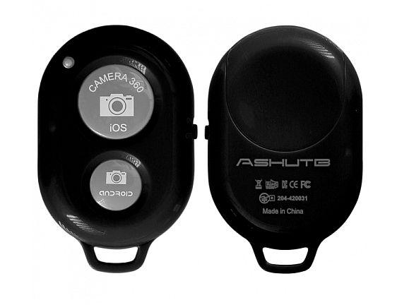 SELFIE TYČ, džák + bluetooth dálkový ovladač pro Samsung Galaxy S7 edge (SM-935F) - černá