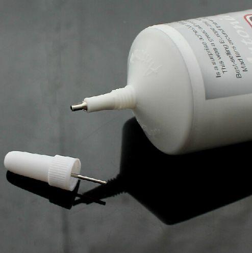 Speciální lepidlo na dotykovou plochu, desku, dotykové sklíčko s aplikátorem