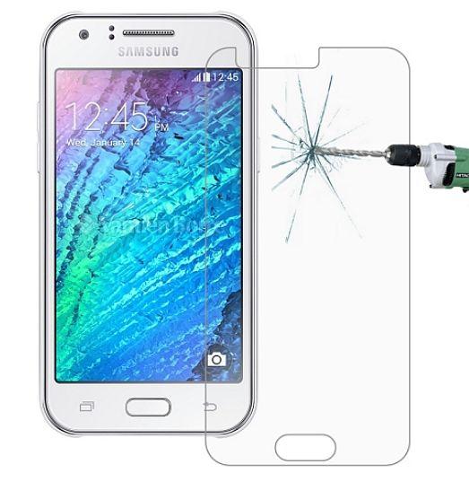 Ochranné sklo, sklíčko na displej Samsung Galaxy J3 J320F ( Dual SIM ) tvrzené