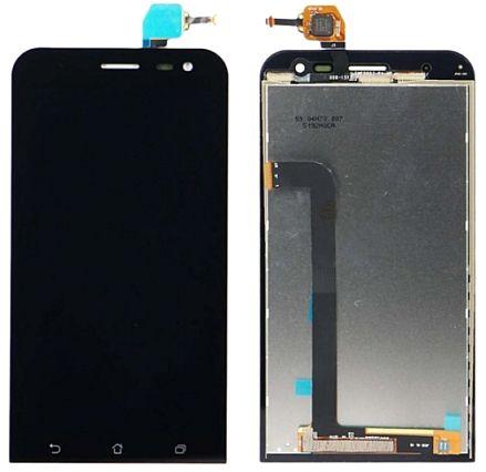 Display, LCD displej Asus Zenfone 2 Laser ZE500KL + dotyková plocha, deska KOMPLET