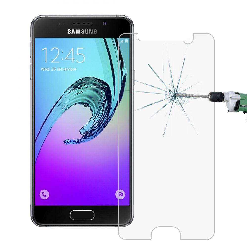 Ochranné sklo, sklíčko na displej Samsung Galaxy A3 2016 A310F - tvrzené