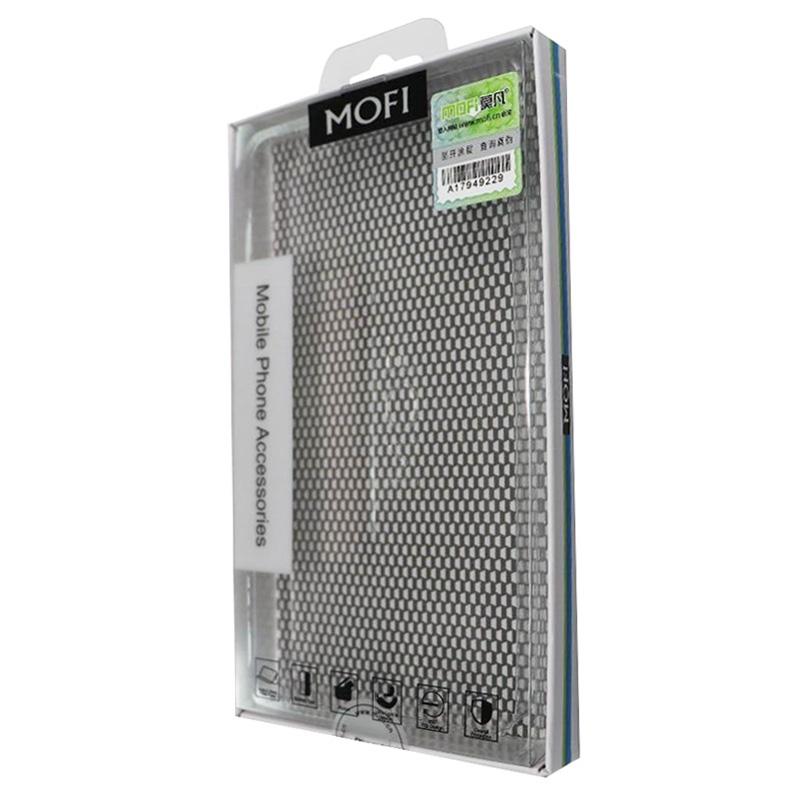 MOFI pouzdro kožené pro SONY Xperia XZ F8331 - tzv. knížka, LUXUS černé