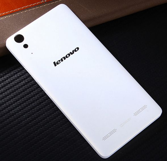 Zadní kryt baterie pro Lenovo A6000 bílý High Quality