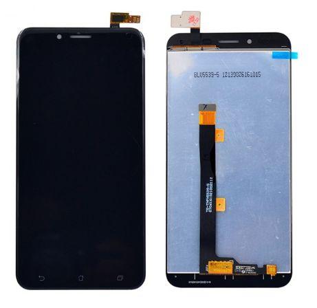 LCD displej Asus Zenfone 3 Max ZC553KL + dotyková plocha, deska - komplet