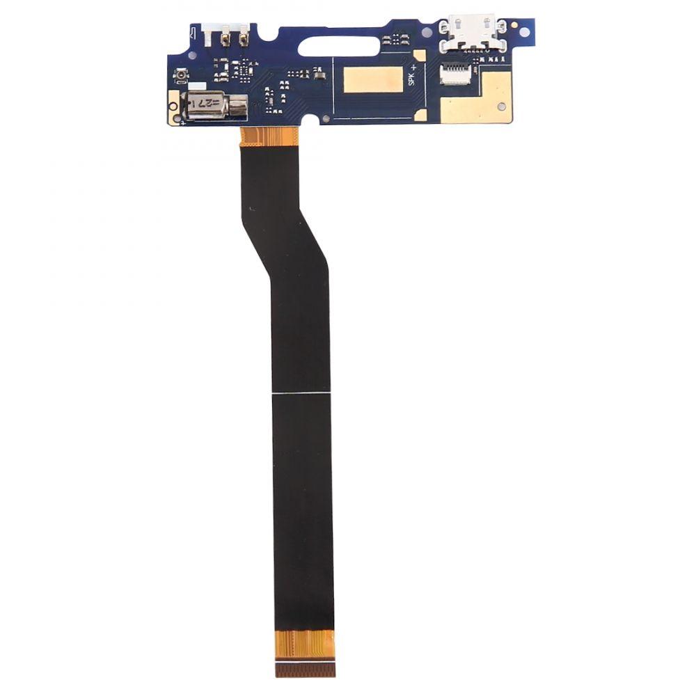 Dobíjecí konektor a mikrofon na desce + flex Asus Zenfone 3 Max ZC520TL - originál