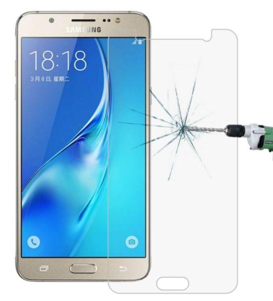 Ochranné sklo, sklíčko na displej Samsung Galaxy J7 2016 J710F tvrzené