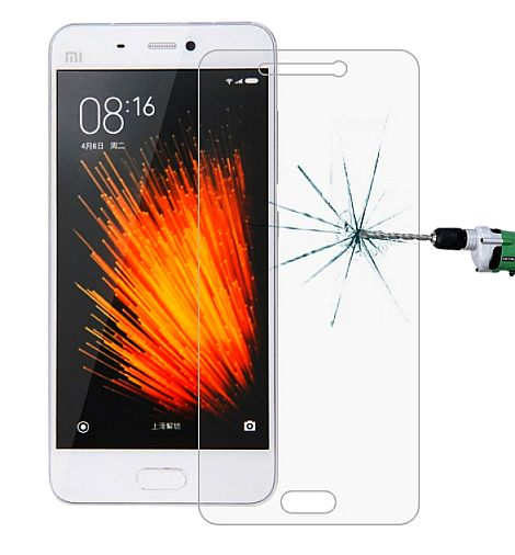 Ochranné tvrzené sklo, sklíčko na displej Xiaomi Mi5 - čiré