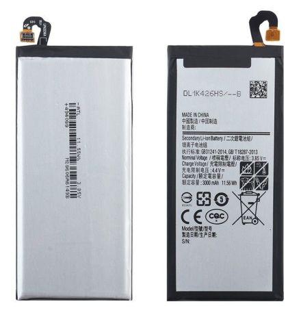 Baterie pro Samsung Galaxy J5 2017 J530F 3000mAh Li-Ion nahrazuje ORIGINÁL