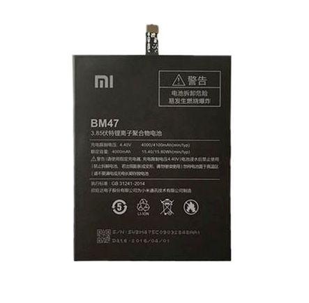 Baterie Xiaomi Redmi 4X Li-Ion 4000mAh ORIGINÁL