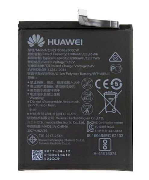 Baterie pro Honor 9 3200mAh Li-Ion ORIGINÁL