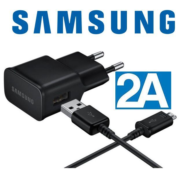 Nabíječka 2A pro Samsung J510F Galaxy J5 2016 + nabíjecí, data kabel ORIGINÁL