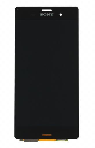 LCD displej SONY Xperia XA Ultra GRAPHITE + dotyková plocha Original Quality