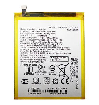 Baterie pro ASUS Zenfone 3 Max ZC553KL 4120mAh nahrazuje ORIGINÁL