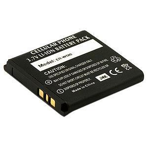 Baterie pro Sony Ericsson C510, C902, K770i, K850i, S500i, W580i 900mAh Li-Ion