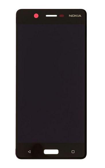 LCD displej Nokia 5 + dotyková plocha - černý kompletní