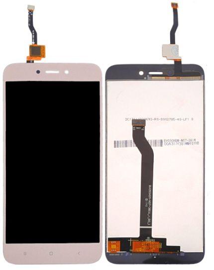 LCD displej pro Xiaomi Redmi 5A + dotyková plocha - černý kompletní