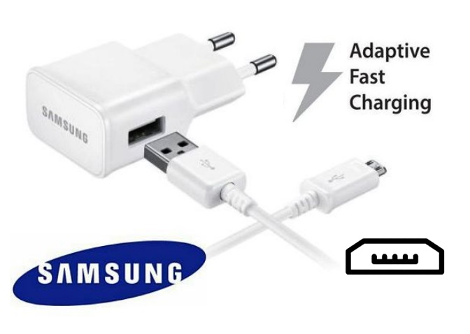 Nabíječka pro Samsung Galaxy S6 G920F + nabíjecí, data kabel ORIGINÁL