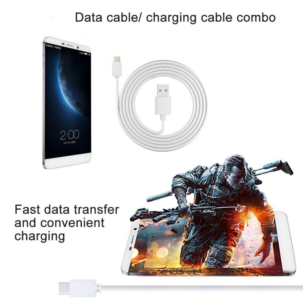 USB datový a dobíjecí kabel vhodný pro HTC 10 ORIGINÁL