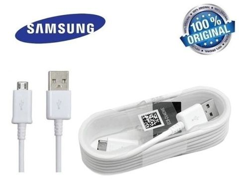USB datový, dobíjecí kabel pro Samsung Galaxy S7 G930F ORIGINÁL bílý