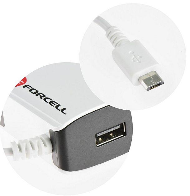 Nabíječka Lenovo Vibe P1 kompletní, 2000mA + USB konektor