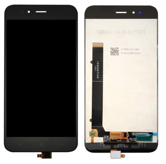 LCD displej Xiaomi Mi A1 černý + dotyková plocha Original Quality