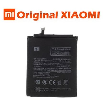 Baterie Xiaomi Redmi Note 5A Prime Li-Pol 3080mAh ORIGINÁL