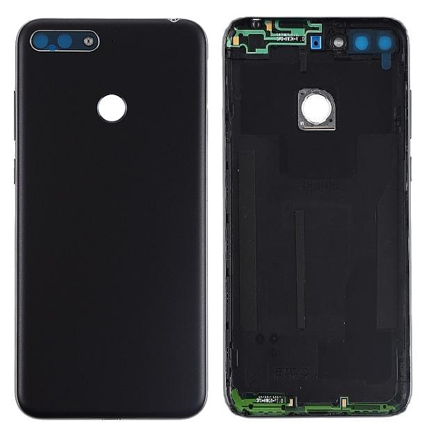 Zadní kryt baterie Huawei Y6 2018 černý, black