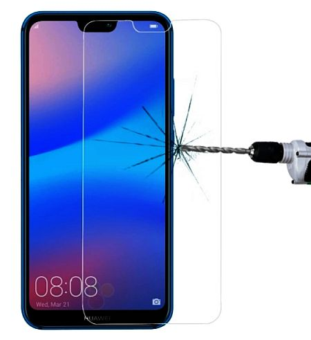 Tvrzené sklo Huawei P20 Lite, sklíčko na displej