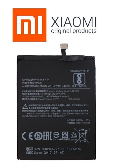 Baterie Xiaomi Redmi 5 Plus 4000mAh Li-Pol ORIGINÁL