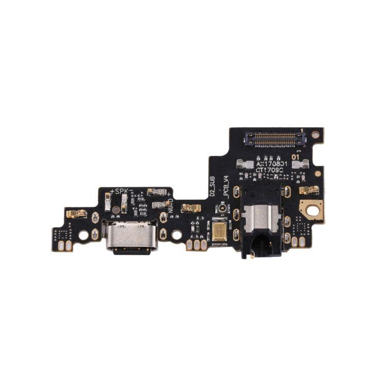 Konektor dobíjení + mikrofon na desce pro Xiaomi Mi A1