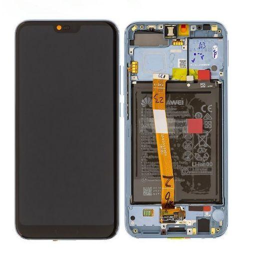 LCD displej Honor 10 černý + dotyková plocha
