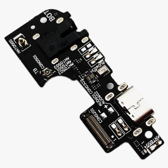 Konektor dobíjení + mikrofon na desce pro Asus Zenfone 3 Zoom ZE553KL