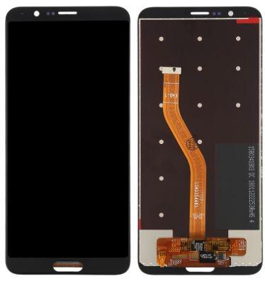 LCD Displej Honor View 10 černý + dotyková plocha