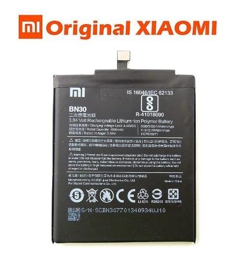 Baterie Xiaomi Redmi 4A Li-Pol 3120mAh ORIGINÁL