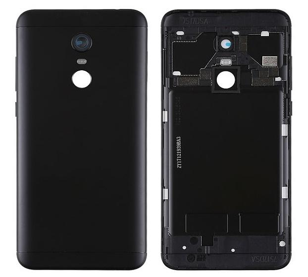 Zadní kryt baterie pro Xiaomi Redmi 5 Plus černý, black