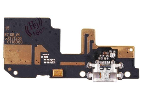 Konektor dobíjení + mikrofon pro Xiaomi Redmi 5 Plus