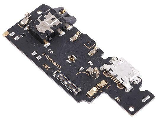 Konektor dobíjení + mikrofon pro Xiaomi Redmi Note 5