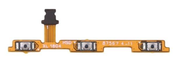 Zapínací, power tlačítko + tlačítka hlasitosti na flexu pro Honor 7A
