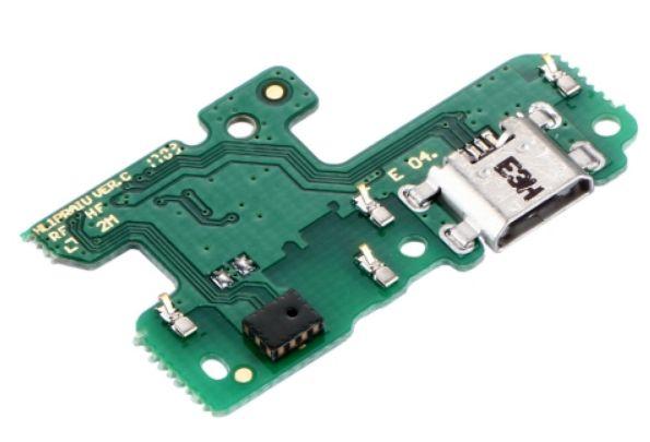 Konektor dobíjení + mikrofon na desce pro Honor 8 Lite