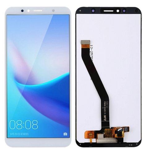 LCD displej Honor 7A + dotyková plocha bílý, WHITE