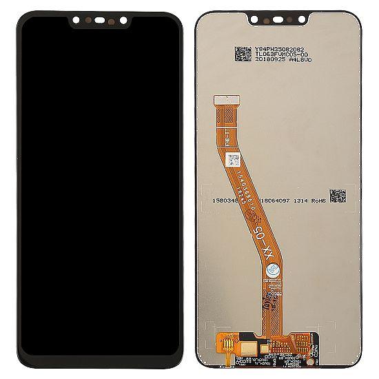 LCD displej Huawei Mate 20 Lite černý + dotyková plocha