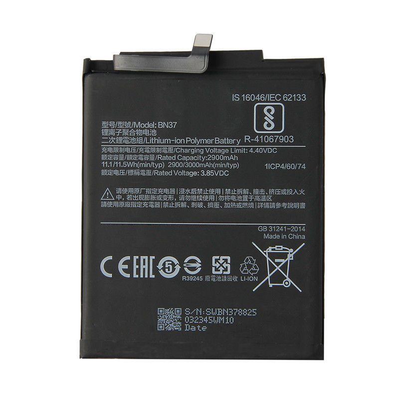 Baterie Xiaomi Redmi 6A Li-Pol 3000mAh ORIGINÁL