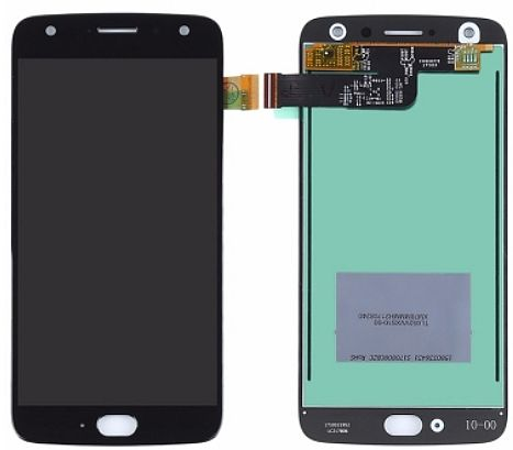 LCD displej Motorola Moto X4 + dotyková plocha, černý kompletní
