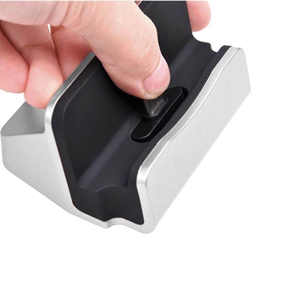 DOCK, stolní nabíječka pro Nokia 5.1 Plus černá