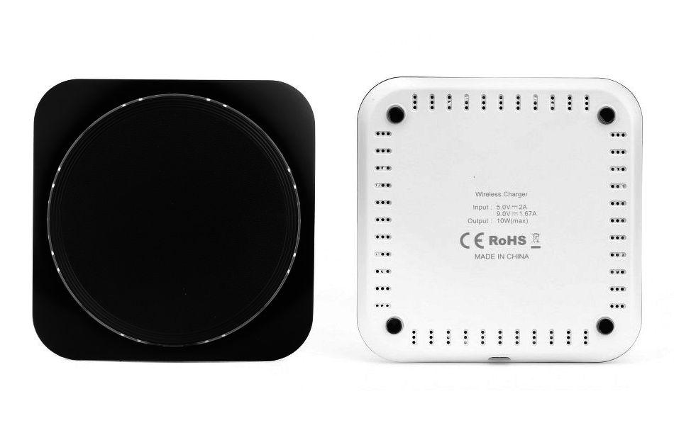 Bezdrátová nabíječka pro Samsung Galaxy S9 Dual SIM + kabel