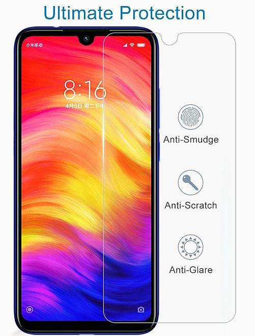 Tvrzené sklo Xiaomi Redmi Note 7 čiré