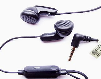 Sluchátka pro Sony Ericsson, na J108i Cedar ORIGINÁL