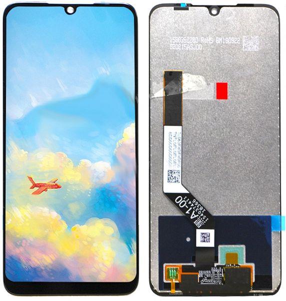 LCD displej Xiaomi Mi Play černý + dotyková plocha